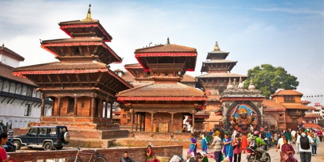Day World Heritage Sight Seen in Kathmandu